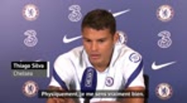 Chelsea - Quel rôle pour Thiago Silva ?