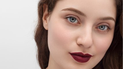 How To Rock Fall's New Color: Burgundy Lipstick