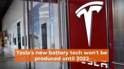 The New Tesla Battery Technologies