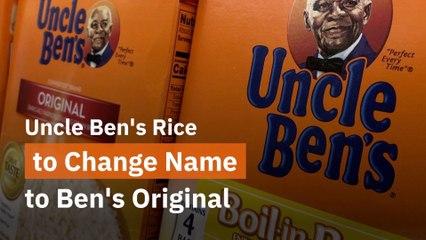 Uncle Ben's Drop The Uncle Tag