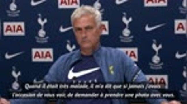 Tottenham - Mourinho accepte une requête particulière en conférence de presse