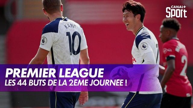 Deuxième journée record pour la Premier League !