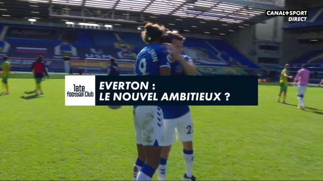 Everton, le nouvel ambitieux ?