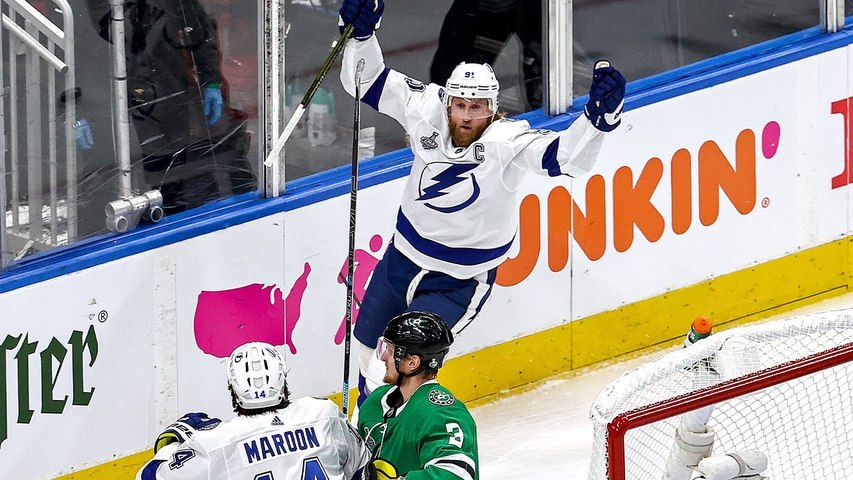 Stamkos scores in thrilling return to Lightning