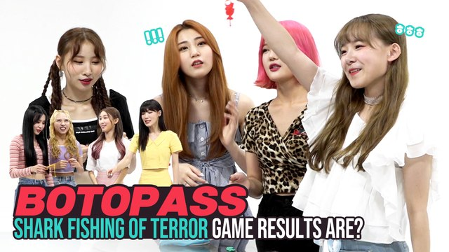 [Pops in Seoul] Flamingo~♬ Today's game♟ for BOTOPASS(보토패스) - 'Shark Fishing of Terror!!'