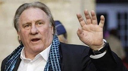 Gérard Depardieu change de religion et se fait baptiser à 71 ans