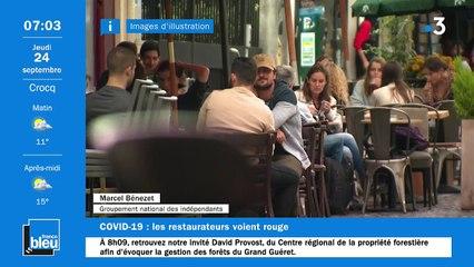La matinale de France Bleu Creuse du 24/09/2020