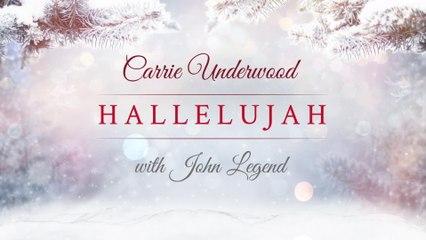 Carrie Underwood - Hallelujah