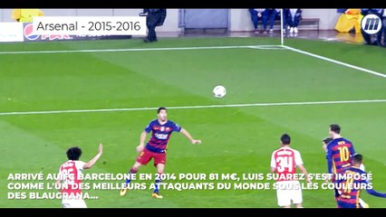 Transfert : Luis Suarez débarque à l'Atletico après 6 ans au Barça !