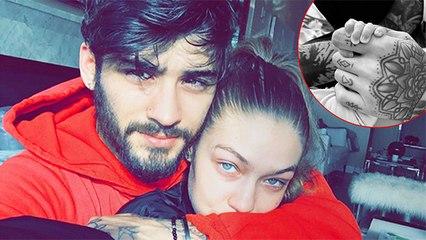 Gigi Hadid and Zayn Malik Blessed With A Baby Girl