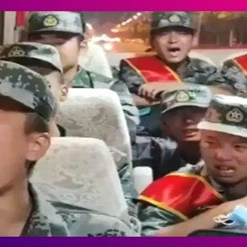 PLA Soldiers 'Crying': লাদাখ সীমান্তে যুদ্ধ পরিস্থিতি, মৃত্যুভয়ে কাঁদছে চিনা সেনারা