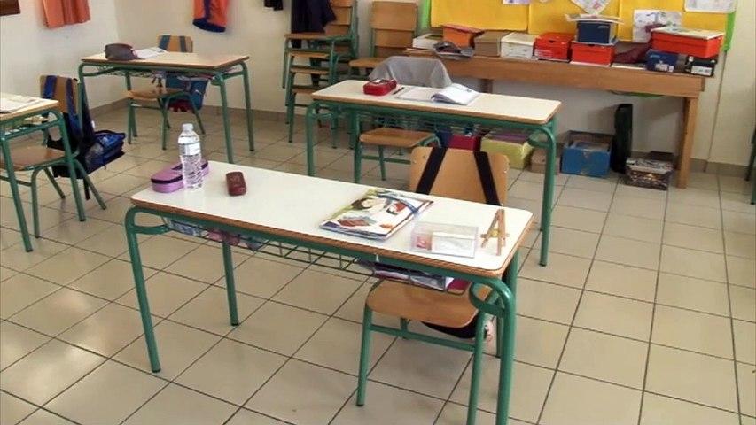 Άγραφα: Χωρίς ιδιαίτερα προβλήματα ξεκίνησε η νέα σχολική χρονιά  -  Πειθαρχημένοι ο μαθητές στα νέα δεδομένα