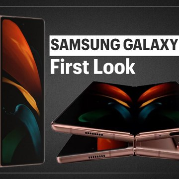 Samsung Galaxy Z Fold 2: First look and Major Improvements