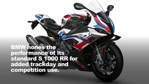 2021 BMW M 1000 RR First Look Preview