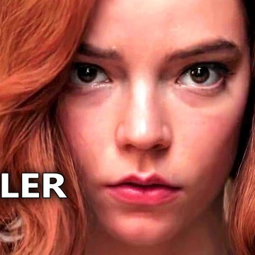 The Queen's Gambit Trailer -  Anya Taylor-Joy
