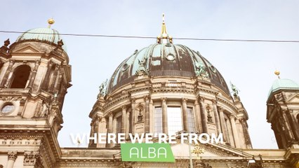 Where we're from: ALBA Berlin