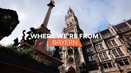 Where we're from: FC Bayern Munich