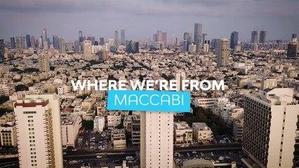 Where we're from: Maccabi Playtika Tel Aviv