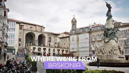 Where we're from: TD Systems Baskonia Vitoria-Gasteiz