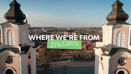 Where we're from: Zalgiris Kaunas