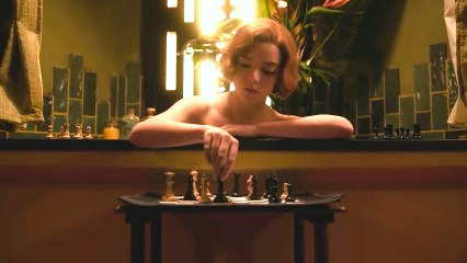 The Queen's Gambit on Netflix - Official Trailer