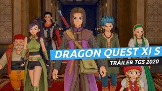 Dragon Quest XI S - Tráiler Tokyo Game Show 2020