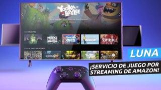 Amazon Luna - ¡Nuevo servicio de juegos por streaming!
