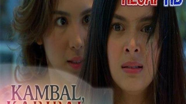 Kambal, Karibal: Espiritu ng kasamaan, pumasok ka kay Crisan! | Episode 136 RECAP (HD)