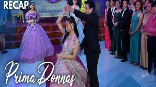 Prima Donnas: Jaime dances with the women in his life | Recap Episode 27