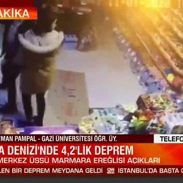 Deprem mi oldu? Son dakika İstanbul depremi sonrası korkutan uyarı! (AFAD son depremler)