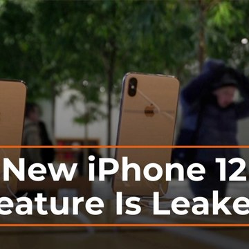 iPhone 12 Gets Leaked