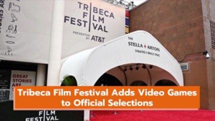 Tribeca Film Festival Involves Video Games