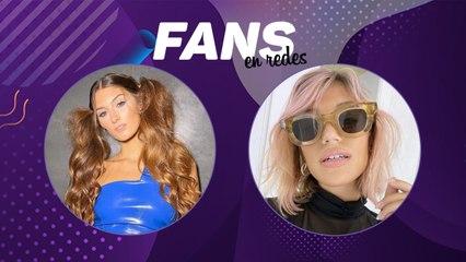 Stefi Roitman y Lola Latorre en Fans en Redes