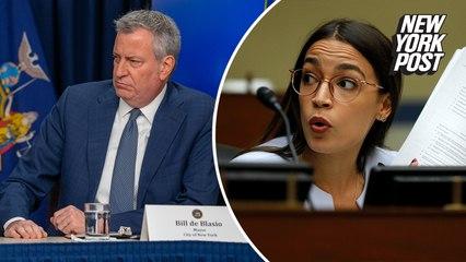Alexandria Ocasio-Cortez urges city, state tax hikes to fund NYC schools