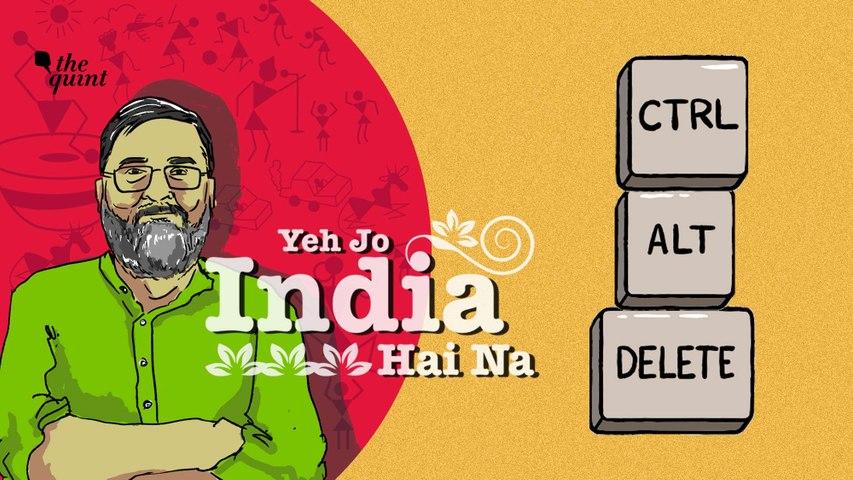 India Now a CTRL+ALT+D Nation: D For Demolish, Deny, Defame, Detain
