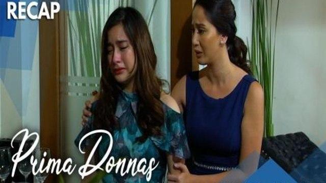 Prima Donnas: Donna Marie doubts her identity as a Claveria | Recap Episode 28