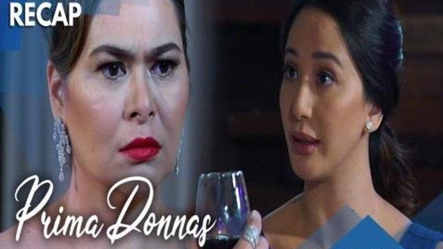 Prima Donnas: Lilian claps back at Kendra | Recap Episode 28