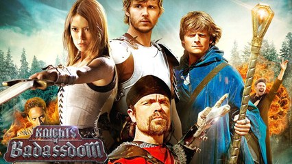 อัศวินสุดเพี้ยน เกรียนกู้โลก Knights of Badassdom