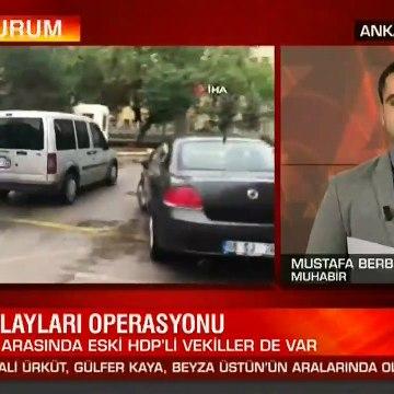 Son Dakika! Kobani olayları operasyonunda böyle gözaltına alındılar