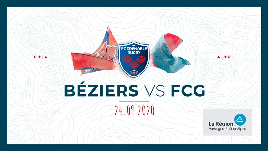 Rugby : Video - Béziers - FCG : saison 2020-2021