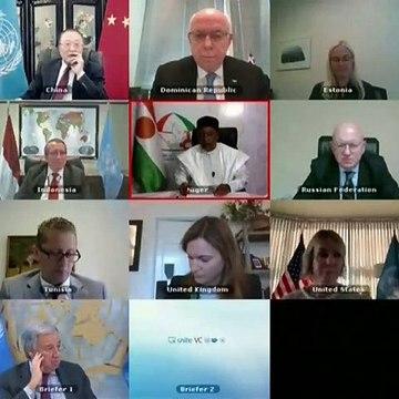 Son Dakika! BM oturumunda ABD-Çin kavgası | Video