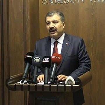 Son dakika... Sağlık Bakanı Fahrettin Koca: Vaka artış hızımız kontrol altına alındı
