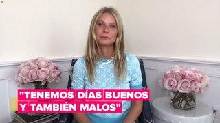 Gwyneth Paltrow habla sobre la custodia compartida con Chris Martin