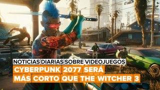 Si esperabas que Cyberpunk 2077 fuera un juego largo, no te gustará saber esto
