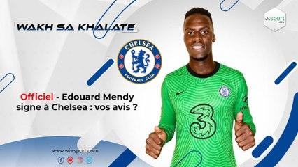 Officiel - Edouard Mendy signe à Chelsea : Vos avis ?