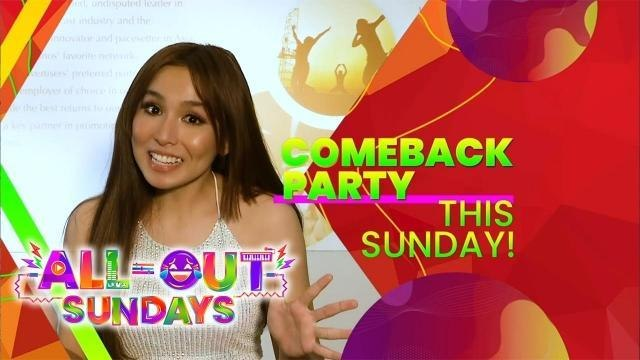 All-Out Sundays: Join the comeback party! | Teaser