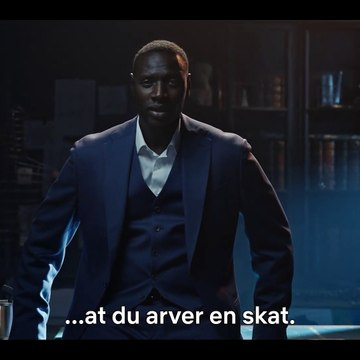 Lupin Sæson 1 - Omar Sy