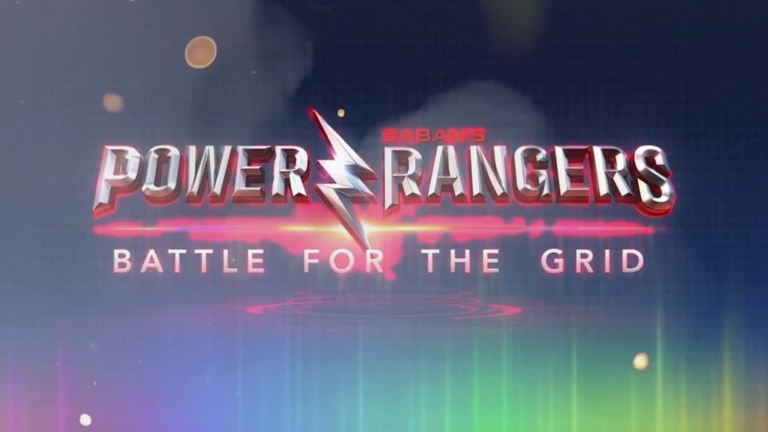 Power Rangers Battle for the Grid Scorpina Reveal Trailer