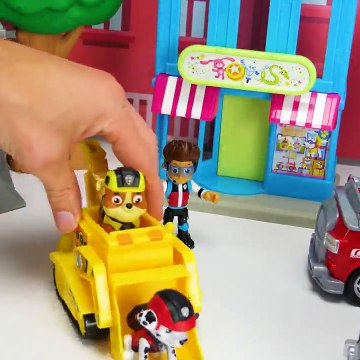 Hour Long Paw Patrol Toy Learning Video for Kids