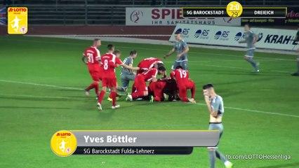 Hessenliga-Torshow zum 5. Spieltag